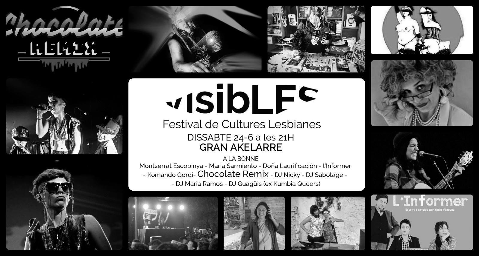 Festival VisibLES de Culturas Lesbianas 2017